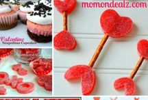 Valentine Food Ideas / by Jennifer Sikora