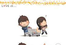life happy love