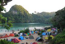 Sempu Island South Malang