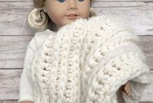 AG / Crochet Patterns for 18 inch American Girl Dolls
