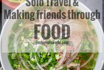 Solo Travel Resources and Inspiration / Planning on traveling solo? We've got you covered.