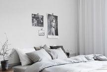 Home. Bedroom