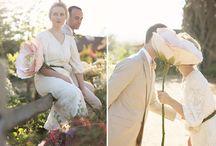 Бумажные цветы/paper flowers wedding