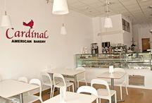 Cardinal American Bakery / Tartas artisticas en fondant / Artistic fondant cakes