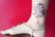 Tattoos / by Jessica Maynard