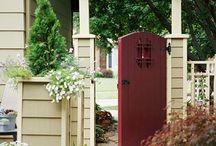 Garden and Gates