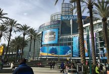 NAMM 2016 / Picts from NAMM 2016