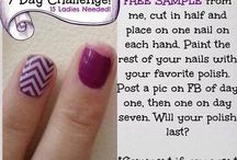 Jamberry! / I just joined Jamberry as a consultant, so come see all the fun jams you could have! You can even create your own designs!