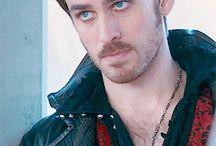 Hook / Killian Jonse, OUAT. Colin O'donoghue, Captain Hook <3