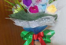 Hoa giấy nhún