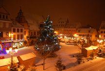 Noël dans la Région de Molsheim-Mutzig / La magie de Noël est universelle, voici quelques belles images de cette période de fêtes dans la région de Molsheim-Mutzig