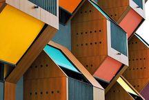 Lanskaparkitektur/ byplanlegging / Arkitektur