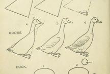 гуси утки