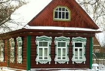 Russian house