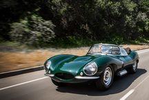 Jaguar & Aston Martin, (only) cars worth pinning :)