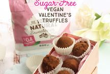 A sugar-free Valentines / The way to most of our hearts is through our stomach so surprise your loved one this Valentine's Day with our delicious selection of sugar-free treats!