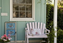Porches, Patios, and Decks / by Lisa Catchings