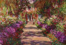 Monet / Monet floral inspiration