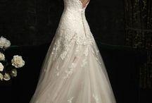 Wedding & Reception Dresses / Dress Ideas