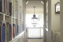 Hallways and Entry