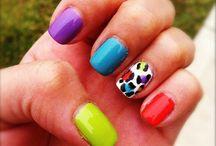 Nails, Nails, Nails! / by Rachel Bedard