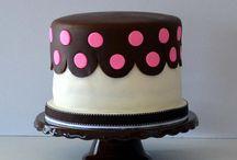 Cake & Cupboard / Cakes created by Sarah Maxam at Cake & Cupboard.