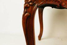 XV. Lajos bútorok II / Antik bútor, barokk bútor, neobarokk bútor, rokokó bútor, egyedi bútor, antikvitás
