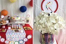 Pintura | Paint PARTY / fiesta | party