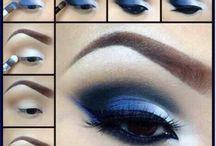 (eye) makeup