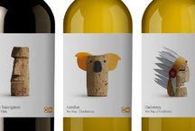 Wine Labels Branding
