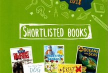 Hampshire Information Book Award 2018 / The shortlisted titles for the Hampshire Information Book Award 2018
