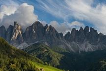 Dolomity (Dolomites)