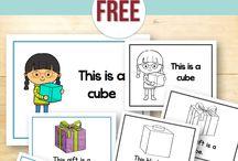 Blog: Preschool Activities Nook / Fun and Educational Preschool Activities from the Preschool Activities Nook Blog