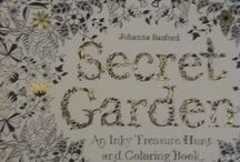 My Coloring Pages For Secret Garden
