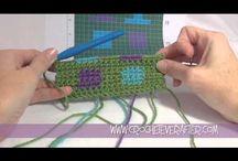 intarsia crochet