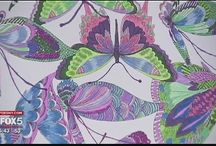 Color Me Happy / See what the adult coloring book craze is all about, and color with us!