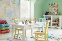 Homeschool Rooms / Ideas and inspiration for creating your own homeschool space