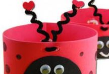 Ladybugs at School / by Robin Sellers @ SweetTeaClassroom.com
