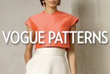 Vogue Patterns Spring 2016 / Vogue Patterns new designs for Spring 2016. Designer sewing patterns featuring Nicola Finetti, Rachel Comey and Zandra Rhodes. / by The McCall Pattern Company