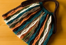 Crochet - Purses and Bags / by Sandra Casey