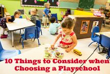 Education and schools / Useful tips for selecting schools, curriculum,learning activities etc