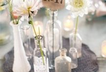 Vintage Bride ~ Reception Inspiration