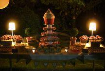 Mesas dulces / Organizamos a medida la mejor mesa dulce para el momento más especial ;)