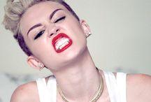 Miley Cyrus ♡ ♡