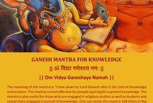 Lord Ganesha Mantra