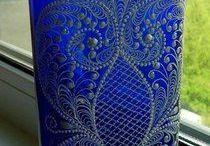 artesanato vidro
