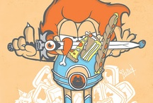 Comics and Cartoons / by Pip Boy