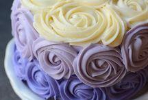 Cake ideas / by Heather Hammett