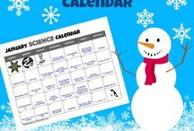 Winter / Winter ideas, crafts, activities, snacks, and fun for kids. Indoor fun, snowflakes, hats, gloves, snowmen, and more!