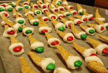 Christmas Food / by Hannah Madsen